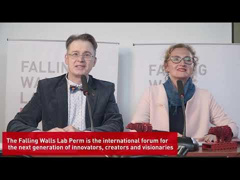 Falling Walls Lab Perm 2020